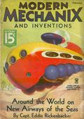 Modern Mechanic and Inventions (1932-1938) Pulp Vol. 13 #4
