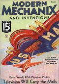 Modern Mechanic and Inventions (1932-1938) Pulp Vol. 13 #5