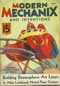 Modern Mechanic and Inventions (1932-1938) Pulp Vol. 13 #6