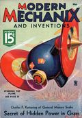 Modern Mechanic and Inventions (1932-1938) Pulp Vol. 14 #1