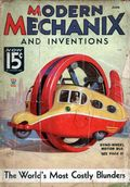 Modern Mechanic and Inventions (1932-1938) Pulp Vol. 14 #2