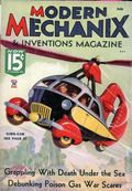 Modern Mechanic and Inventions (1932-1938) Pulp Vol. 14 #3