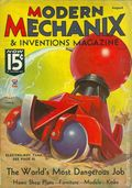 Modern Mechanic and Inventions (1932-1938) Pulp Vol. 14 #4