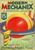 Modern Mechanic and Inventions (1932-1938) Pulp Vol. 14 #5