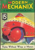 Modern Mechanic and Inventions (1932-1938) Pulp Vol. 14 #6
