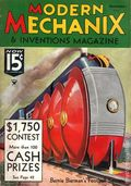 Modern Mechanic and Inventions (1932-1938) Pulp Vol. 15 #1