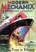 Modern Mechanix Hobbies and Inventions (1932 Fawcett Publication) Vol. 15 #3