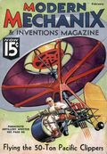 Modern Mechanic and Inventions (1932-1938) Pulp Vol. 15 #4
