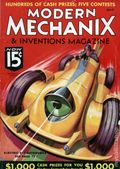 Modern Mechanic and Inventions (1932-1938) Pulp Vol. 15 #6