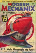 Modern Mechanic and Inventions (1932-1938) Pulp Vol. 16 #1