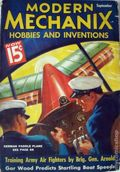 Modern Mechanic and Inventions (1932-1938) Pulp Vol. 16 #5