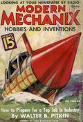 Modern Mechanic and Inventions (1932-1938) Pulp Vol. 16 #6