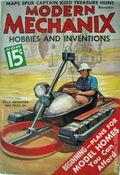 Modern Mechanix Hobbies and Inventions (1932 Fawcett Publication) Vol. 17 #1