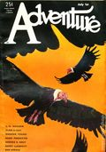 Adventure (1910-1971 Ridgway/Butterick/Popular) Pulp Jul 1 1932