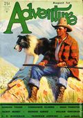 Adventure (1910-1971 Ridgway/Butterick/Popular) Pulp Aug 1 1932