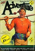 Adventure (1910-1971 Ridgway/Butterick/Popular) Pulp Sep 1 1932