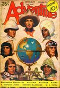 Adventure (1910-1971 Ridgway/Butterick/Popular) Pulp Oct 1 1932