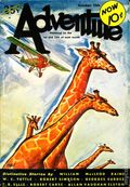 Adventure (1910-1971 Ridgway/Butterick/Popular) Pulp Oct 15 1932