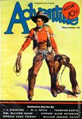 Adventure (1910-1971 Ridgway/Butterick/Popular) Pulp Nov 1 1932