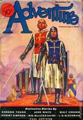 Adventure (1910-1971 Ridgway/Butterick/Popular) Pulp Dec 1 1932