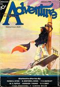 Adventure (1910-1971 Ridgway/Butterick/Popular) Pulp Jan 15 1933