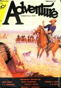Adventure (1910-1971 Ridgway/Butterick/Popular) Pulp Feb 1 1933