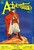 Adventure (1910-1971 Ridgway/Butterick/Popular) Pulp Mar 1 1933