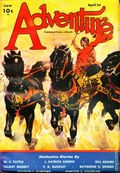 Adventure (1910-1971 Ridgway/Butterick/Popular) Pulp Apr 1 1933