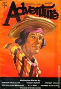 Adventure (1910-1971 Ridgway/Butterick/Popular) Pulp Apr 15 1933