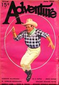 Adventure (1910-1971 Ridgway/Butterick/Popular) Pulp Vol. 86 #6