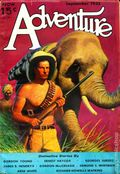 Adventure (1910-1971 Ridgway/Butterick/Popular) Pulp Sep 1933