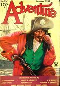 Adventure (1910-1971 Ridgway/Butterick/Popular) Pulp Oct 1933