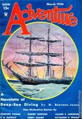 Adventure (1910-1971 Ridgway/Butterick/Popular) Pulp Mar 1934