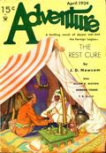 Adventure (1910-1971 Ridgway/Butterick/Popular) Pulp Apr 1934