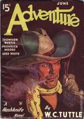 Adventure (1910-1971 Ridgway/Butterick/Popular) Pulp Jun 1934