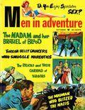 Men in Adventure (1963-1974 Jalart House/Rostam Publications) Oct 1963