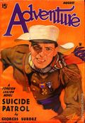 Adventure (1910-1971 Ridgway/Butterick/Popular) Pulp Aug 1934