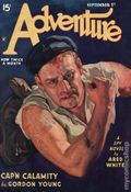 Adventure (1910-1971 Ridgway/Butterick/Popular) Pulp Sep 1 1934