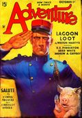 Adventure (1910-1971 Ridgway/Butterick/Popular) Pulp Oct 1 1934