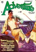 Adventure (1910-1971 Ridgway/Butterick/Popular) Pulp Oct 15 1934
