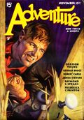Adventure (1910-1971 Ridgway/Butterick/Popular) Pulp Nov 15 1934