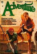 Adventure (1910-1971 Ridgway/Butterick/Popular) Pulp Dec 1 1934