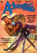 Adventure (1910-1971 Ridgway/Butterick/Popular) Pulp Jan 1 1935