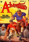 Adventure (1910-1971 Ridgway/Butterick/Popular) Pulp Jan 15 1935