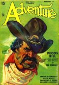 Adventure (1910-1971 Ridgway/Butterick/Popular) Pulp Feb 1 1935