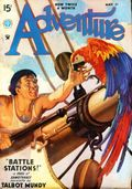 Adventure (1910-1971 Ridgway/Butterick/Popular) Pulp Vol. 92 #1