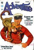 Adventure (1910-1971 Ridgway/Butterick/Popular) Pulp Oct 1 1935