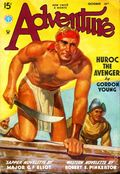 Adventure (1910-1971 Ridgway/Butterick/Popular) Pulp Oct 15 1935