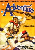 Adventure (1910-1971 Ridgway/Butterick/Popular) Pulp Feb 1936