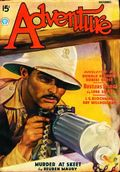 Adventure (1910-1971 Ridgway/Butterick/Popular) Pulp Oct 1936